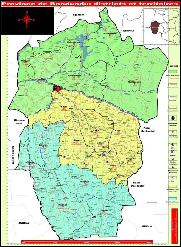 La province de Bandundu