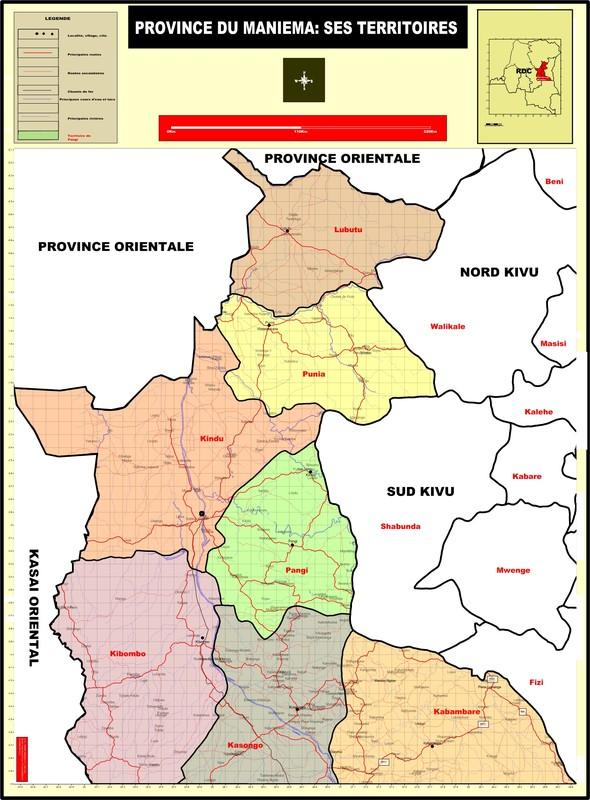 La province du Maniema